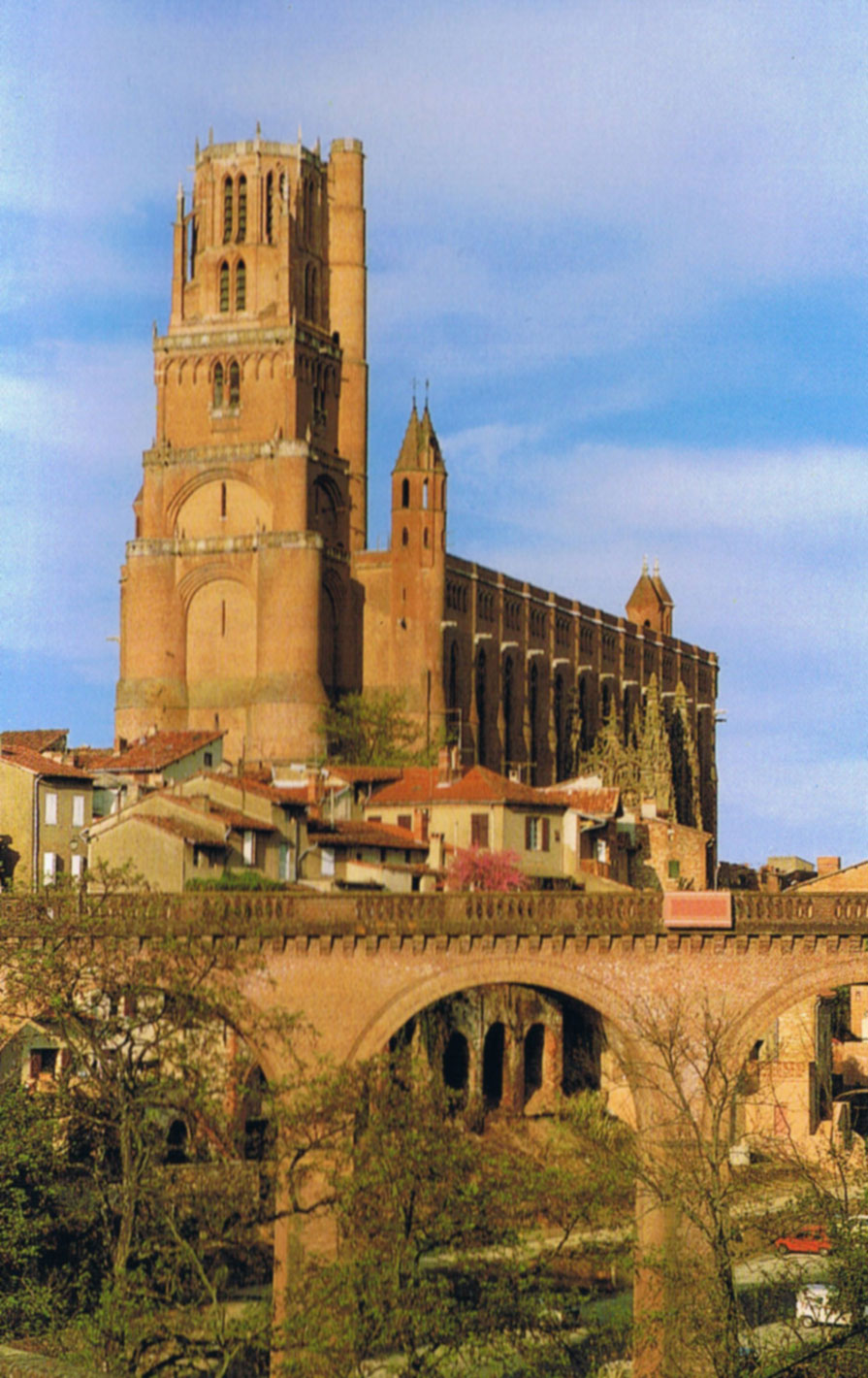 Cathedral in Albi